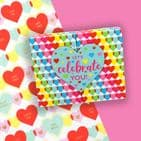 V46237 - You Rock Gift Card Box 4/PK